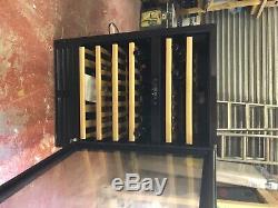 600 under counter wine cooler fridge (Homeking)