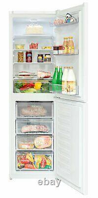 Beko CFG3582W Free Standing 263L A+ Frost Free Fridge Freezer White