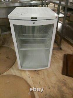 Blizzard undercounter single door drink display fridge bar fridge bar cooler