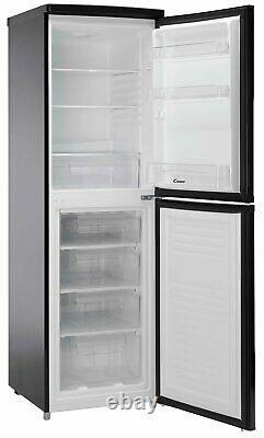 Candy CCBF5172BK Free Standing 229L A+ Frost Free Tall Fridge Freezer Black