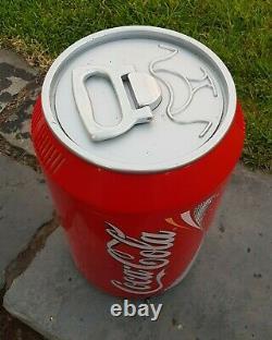 Coca Cola Coke Can 10 Litre Portable Cooler Mini Tabletop Fridge