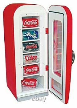 Coca Cola Retro Vending Mini Fridge