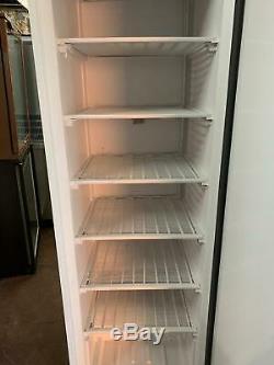 Commercial Husky Freezer White Single Door