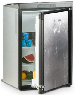 Dometic RV Camper Marine Single Door Refrigerator 4-Cu. Ft. Right Hand RM2451
