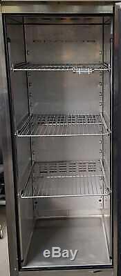 Foster G2 Upright Freezer Single Door Commercial Standing Freezer Stainless Stel