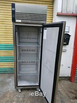 Foster G2 upright single door freezer stainless steel -18/-21 commercial freezer