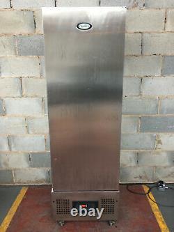 Foster Slim Single Door Stainless Steel Commercial Freezer
