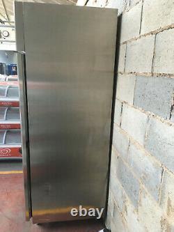Foster Tall Single Door Stainless Steel Commercial Chiller / Fridge