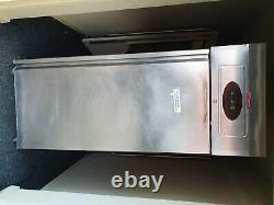 Freezer commercial frigomac single door stainless steel used