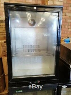GAMKO under counter single door bottle fridge catering