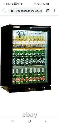 Genfrost 142L Wine Beer Drinks Fridge Cooler Brand New In Box