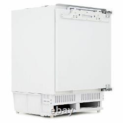 Hoover HBRUP160NK 135L Integrated Undercounter Fridge