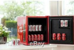 Husky EL196 Mini Fridge/Drinks Cooler Coca Cola A+ Rating