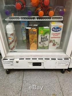 Husky Fridge Commercial HUS-C5 Single Door Dairy Cabinet