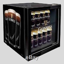 Husky HY205 Guinness Mini Fridge/Drinks Cooler 48 Ltrs