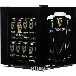 Husky HY205 Mini Fridge/Drinks Cooler Guinness HY205