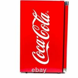 Husky HY211 Coca Cola Drinks Chiller Under counter Beer / Bar Chiller Red- new