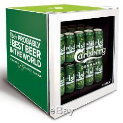 Husky HY269 Drinks Chiller 48 Litres Carlsberg