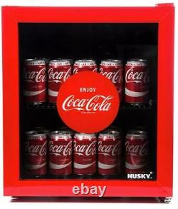 Husky Red Coca-Cola 46 Litre Drinks Cooler C Grade