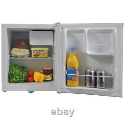 IG3711 47L Counter Top Fridge with Lock White