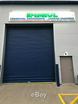 IMC SINGLE DOOR Commercial COUNTER FRIDGE STAINLESS STEEL, FROM KAMRUL