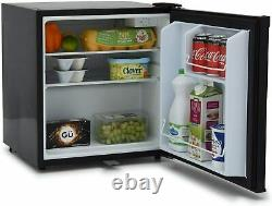 Ice King TT51AP 48 Ltr Table Counter Top White Mini Fridge with Ice box A+ Rated