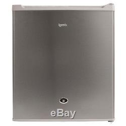 Igenix IG6711 Table Top Fridge with lock, 47L Capacity & Freezer Compartment