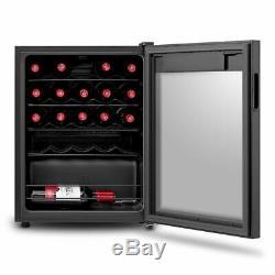 Inventor Vino 66L Wine Cooler Fridge, 24 Bottles, Class A