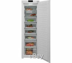 KENWOOD KITF54W19 Integrated Tall Freezer Sliding Hinge Currys