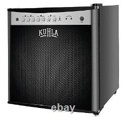 Kuhla Black Amp/Speaker Design Mini Fridge 43L KTTF4BGB-1004