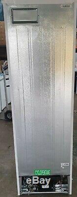 LOGIK LFFD55W18 50/50 Fridge Freezer Total frost free White Grade B