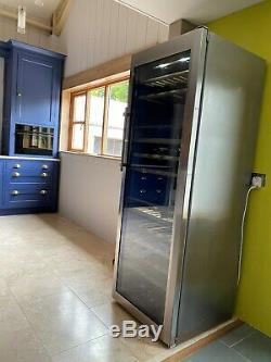 Liebherr Vinidor triple zone wine fridge