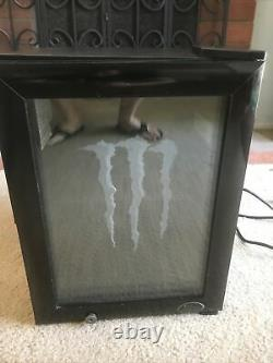 MONSTER Mini Fridge IDW Refrigerator G-Style 1 WITH LOCKING KEYS