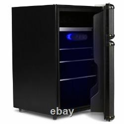 Marshall 4.4 Mini Fridge / Freezer Guitar Amp Style Under Counter Cooler