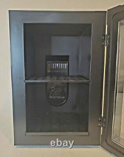 Monster Energy Drink Thermo Fridge Refrigerator Mini Fridge Holds 18 Cans Rare