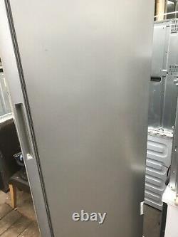 New AEG RKB638E2MX Tall Freestanding Larder Fridge in Stainless Steel