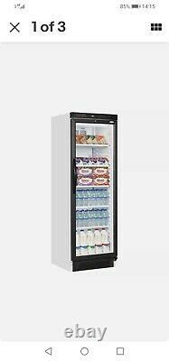 New Right Handed Single Glass Door Drinks Display Cooler Fridge Bottle Chiller