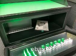 Original Monster Energy Drink Refrigerator For Retail Or Perfect For A Man Cave