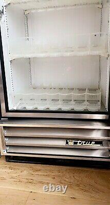 Pepsi Commercial Single door display fridge drinks bottle cooler
