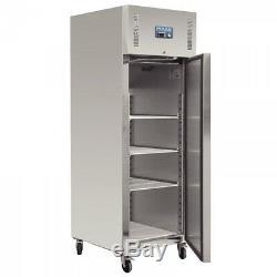 Polar Single Door 600ltr Commercial Gastro Fridge