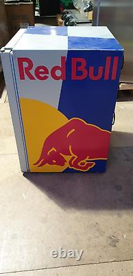 Red Bull Bar Top Mini Fridge
