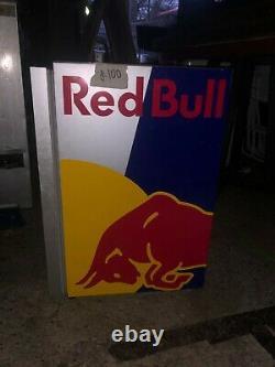 Red Bull Mini Fridge Counter Top Chiller (Vestfrost) Great Condition