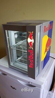 Red Bull Red Bul Mini Fridge For Drinks For Pub Home Garden Garage 220V-240V