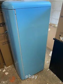 Refurbishedgorenje Tall Up Right Fridge With Freezer Box Orb153bl Blue