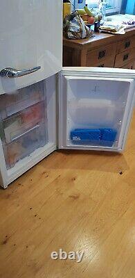 Retro Gorenje Fridge Freezer in Cream from John Lewis excellent condition
