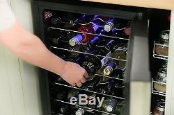 Russell Hobbs Wine Chiller Cooler Beer Bottle Fridge Drink Refrigerator Bar Stor