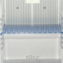 SMAD 30L 2 Way Refrigerator 12V Fridge Camper Caravan Truck Mini Car RV Cooler