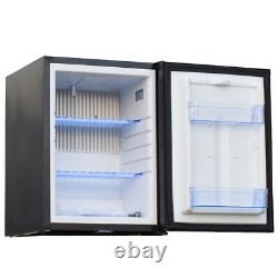 SMAD 40L 12V 240V Absorption Fridge Caravan Campervan Truck Refrigerator Cooler