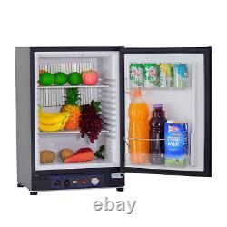 SMAD 60L Propane Gas Refrigerator LPG DC 12V 230V 3-Way Fridge Camp Cooler Villa