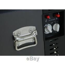SMAD 70L Propane Gas Chest Freezer DC 12V AC LPG 3-Way Refrigerator Camper Van